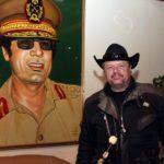 Хоть такое фото с Кадаффи