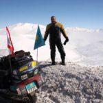 4800 м. Байкер или альпинист. Не ясно