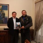 В посольстве Казахстана