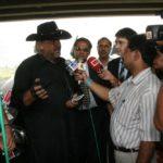 Интервью под Исламабадом