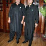С депутатом парламента Пакистана