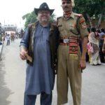 С солдатом