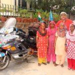 С индийскими женщинами